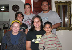 Gastfamilienunterkunft in Heredia